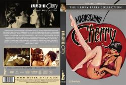 Maraschino Cherry Single Version DVD 2014- Front and Back Cover