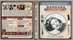 Barbara Broadcast Blu Ray + 2 DVD Combo Pack - Artwork Side 1(Front)