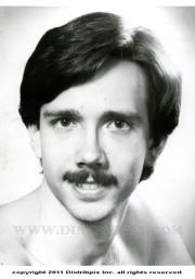 Alan Adrian - Original Head shot, from the archives