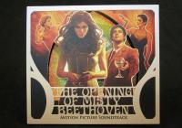 Misty Beethoven CD Soundtrack  - Actual Die cut package